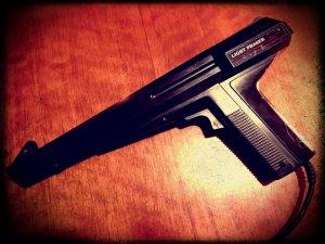 Greatest design for a laser gun ever.